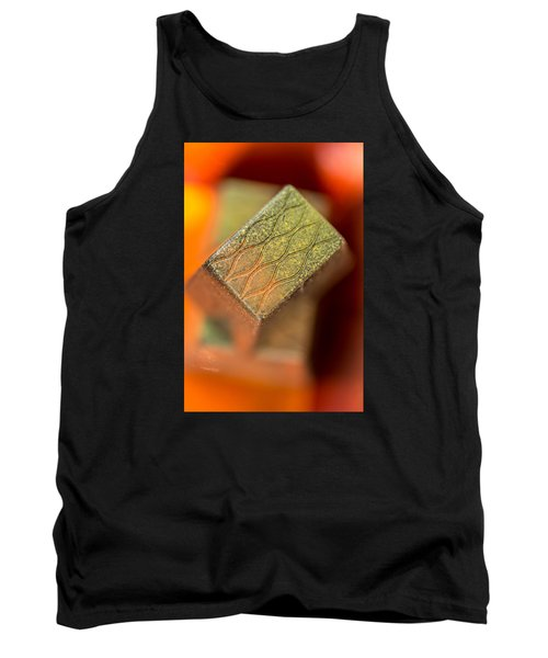 Tank Top featuring the photograph Pineapple Happiness by Sabine Edrissi