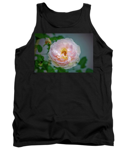 Pink Rose #c3 Tank Top by Leif Sohlman