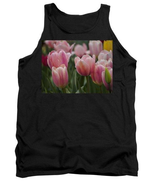 Pink Spring Tank Top