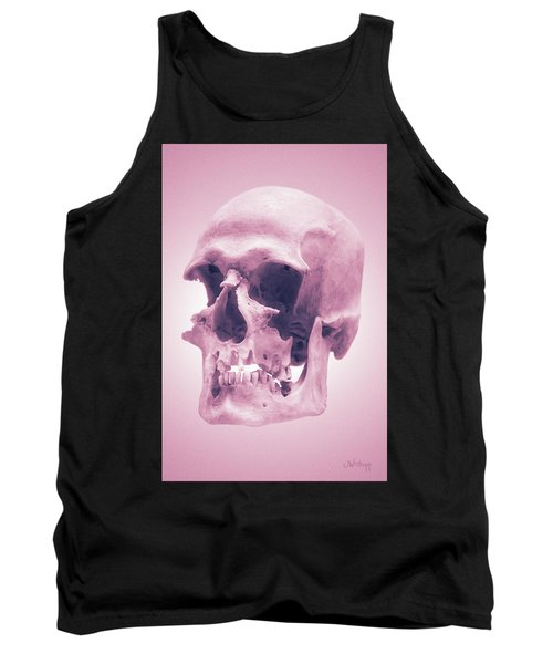 Tank Top featuring the photograph Pink Textures by Joseph Westrupp