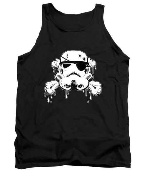 Pirate Trooper Tank Top