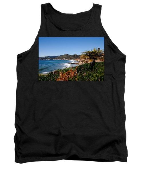 Pismo Beach California Tank Top