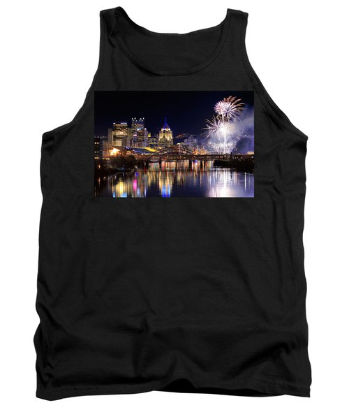 Pittsburgh 1  Tank Top