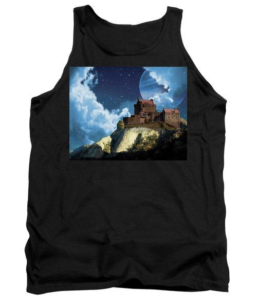 Planet Castle Tank Top