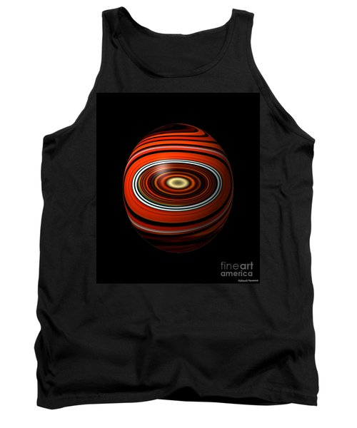 Planet Eye Tank Top by Thibault Toussaint