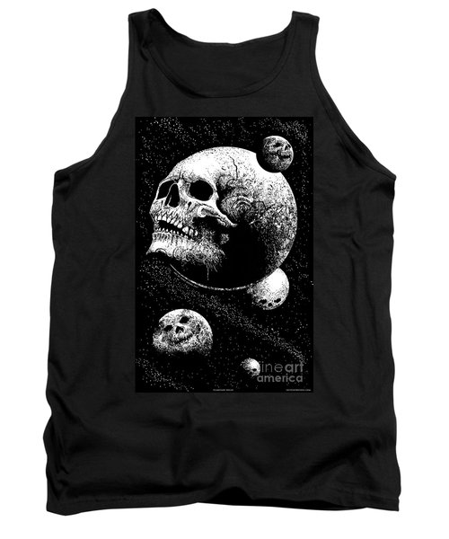 Planetary Decay Tank Top