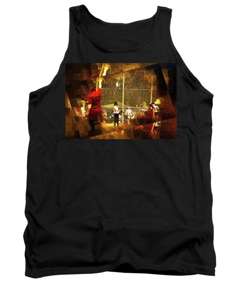 Play Ball Tank Top