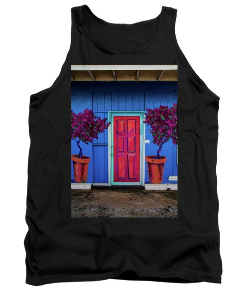 Please Use Other Door Tank Top