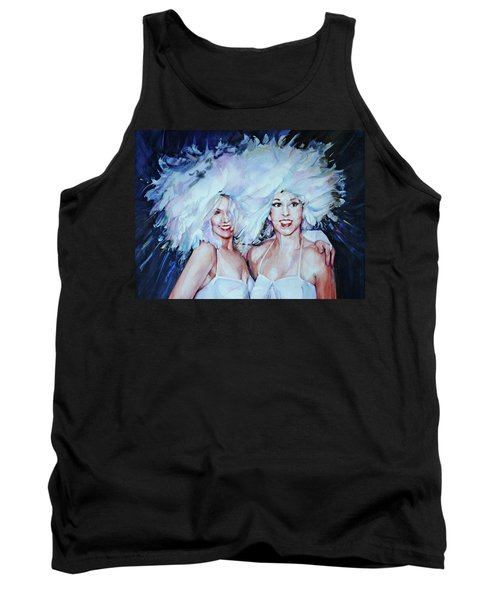 Plumage Tank Top by P Anthony Visco