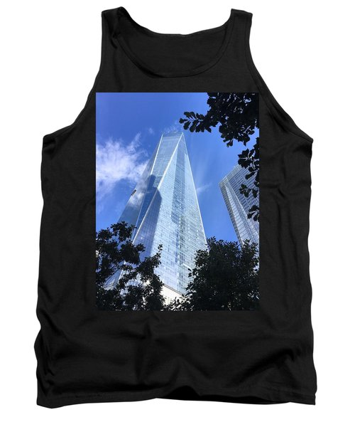 Pointed Tank Top