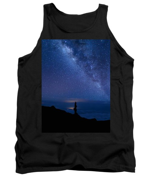 Pointing To The Heavens Tank Top