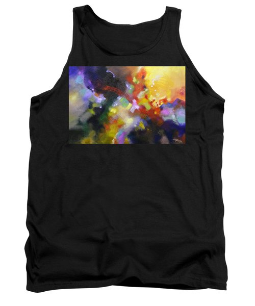 Points Of Light Tank Top