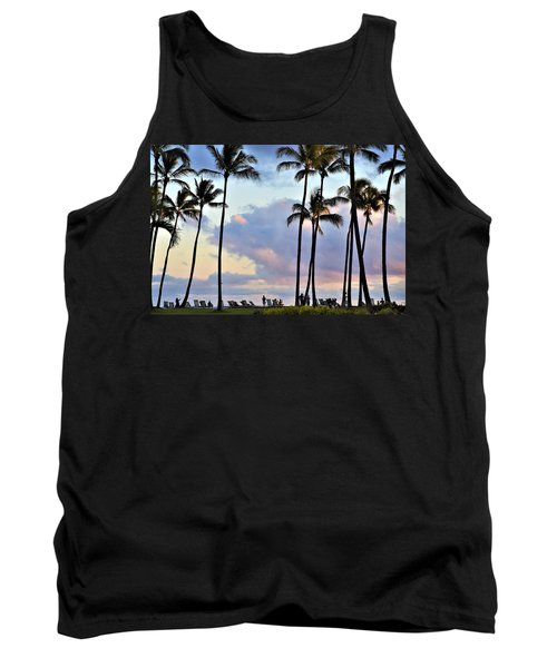 Poipu Beach Tank Top