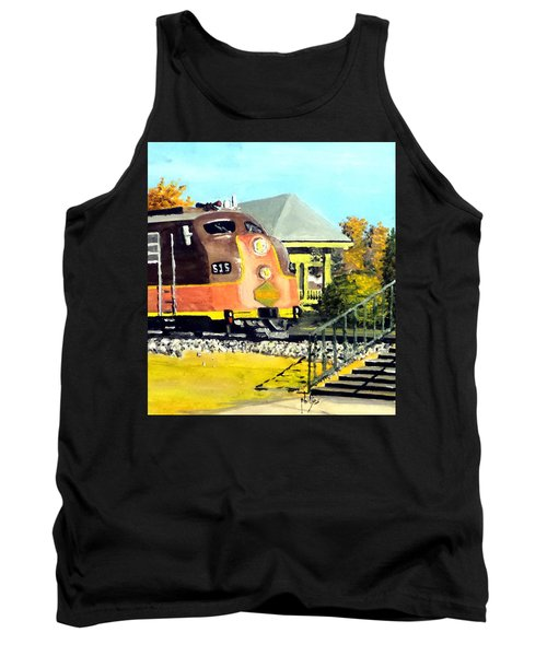Polar Express Tank Top