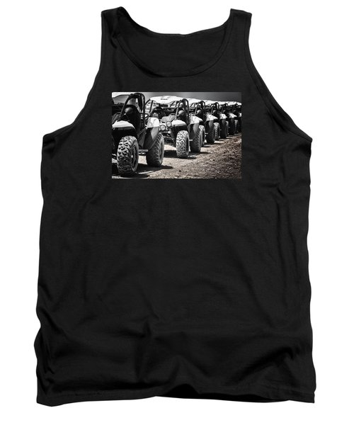 Tank Top featuring the photograph Pole Position by Edgar Laureano