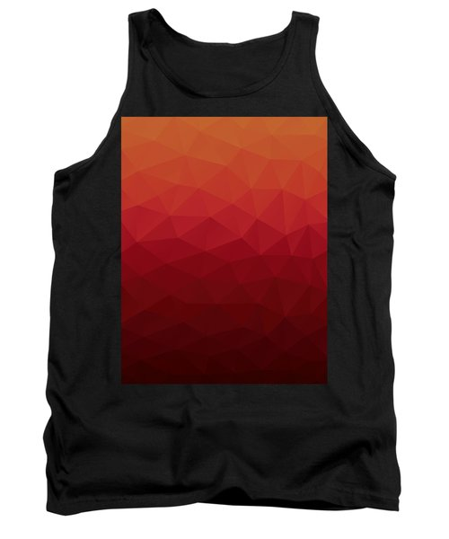 Polygon Tank Top