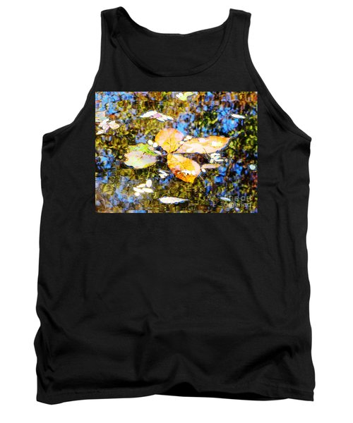 Tank Top featuring the photograph Pondering by Melissa Stoudt
