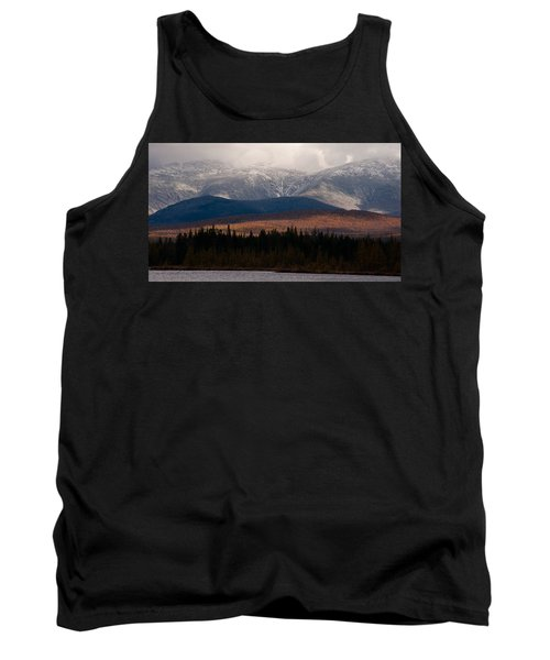 Pondicherry Light And Snow Tank Top