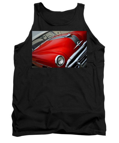 Pontiac Chieftain 1954 Front Tank Top