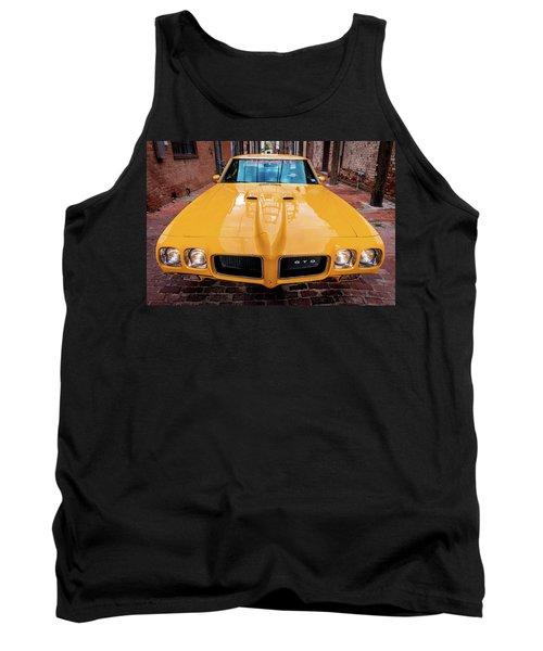 Pontiac Muscle Tank Top