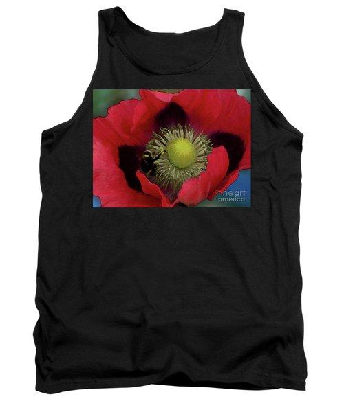 Poppy Love Tank Top