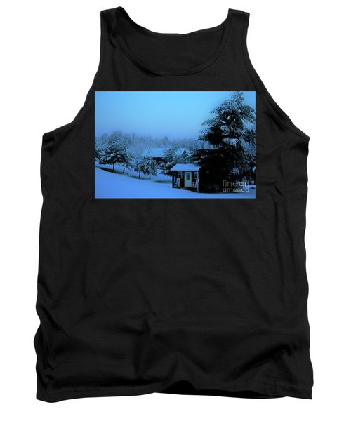 Porch Setting, Not Today Tank Top