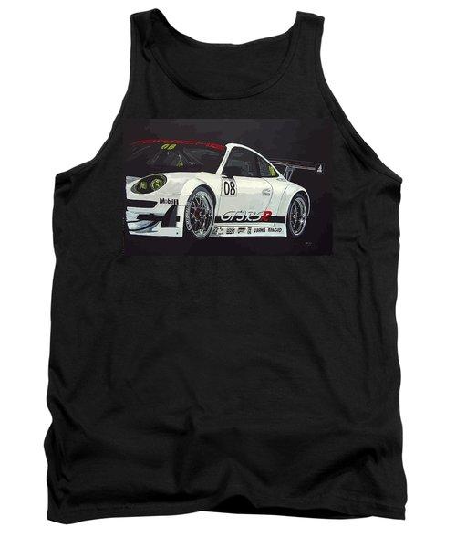 Porsche Gt3 Rsr Tank Top