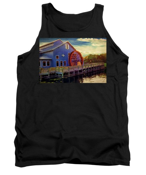 Port Orleans Riverside Tank Top