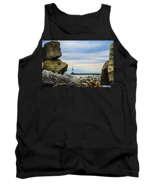Port Washington Light 4 Tank Top