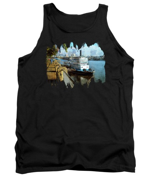 Portland Sunday Walk Tank Top