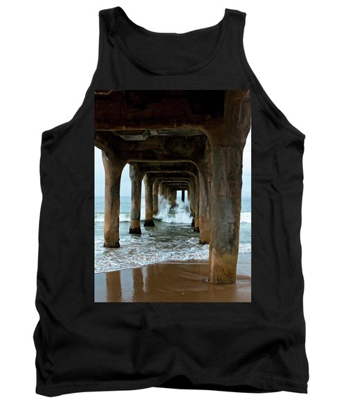 Pounded Pier Tank Top