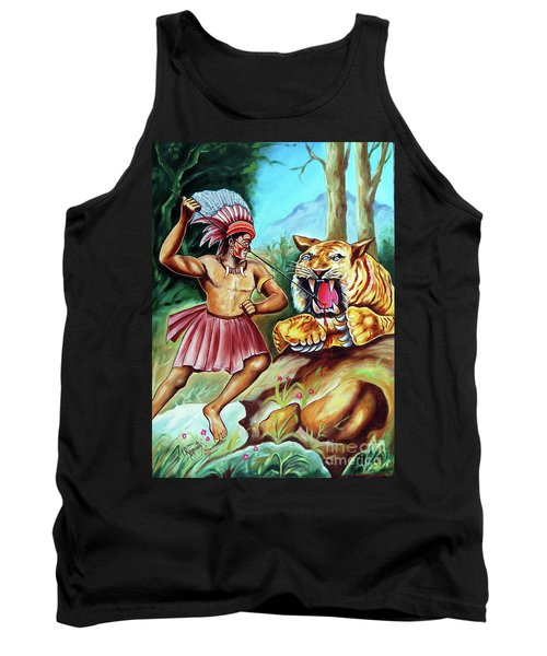 The Beast Of Beasts Tank Top