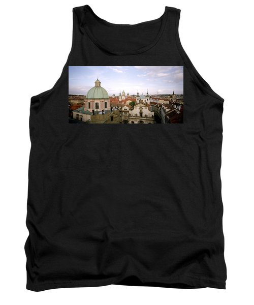 Prague Twilight Tank Top by Shaun Higson