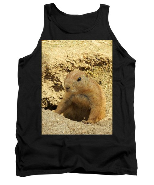 Prairie Dog Peek Tank Top