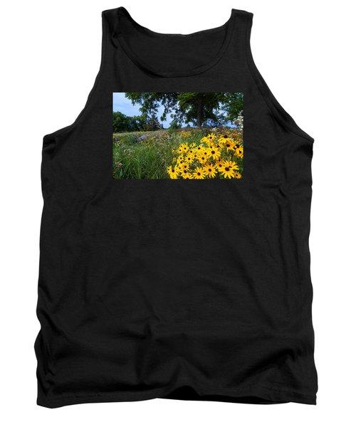 Prairie Wildflowers Tank Top