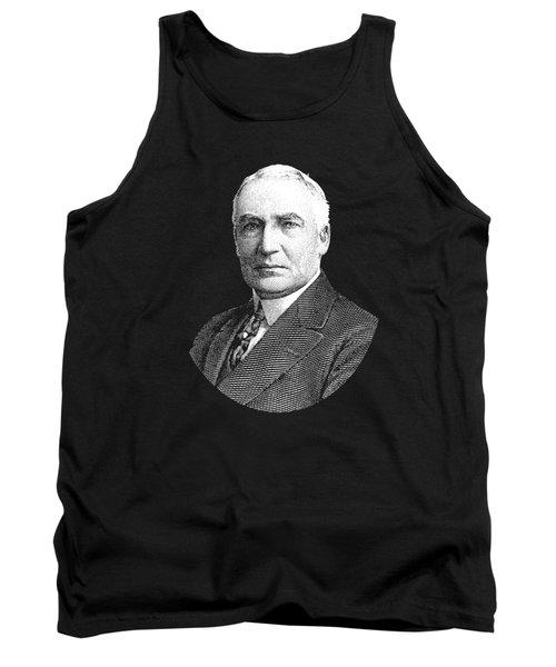 President Warren G. Harding Tank Top