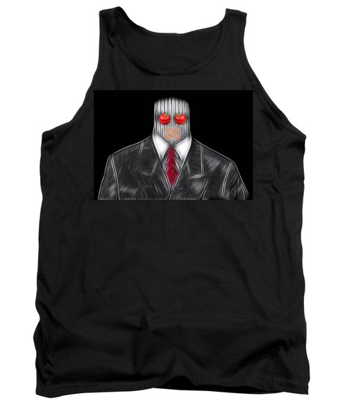 Press Officer Tank Top
