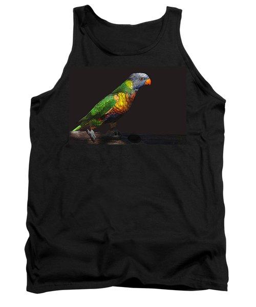 Pretty Bird Tank Top