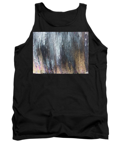 Pretty Hurts Tank Top by Cyrionna The Cyerial Artist