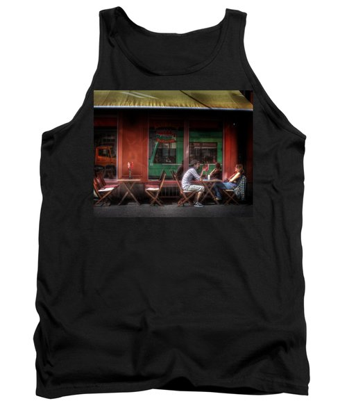 Private Moment Tank Top