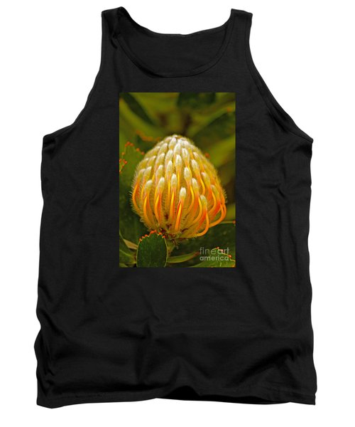 Proteas Ready To Blossom  Tank Top by Michael Cinnamond