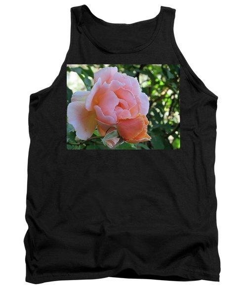Protective Rose Tank Top
