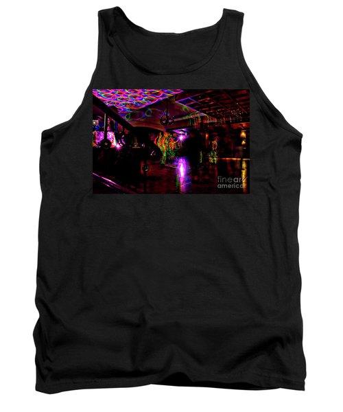 Psychedelic Dancing Tank Top