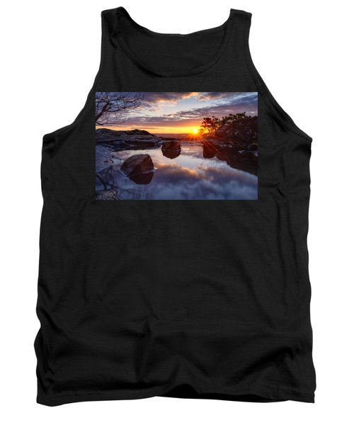 Puddle Paradise Tank Top