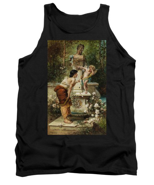 Punished Levity Tank Top