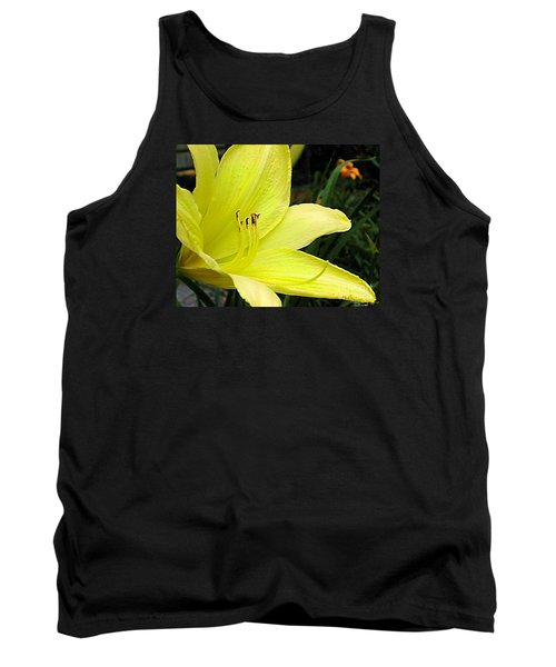 Tank Top featuring the photograph Pure Sunshine by Patricia Griffin Brett