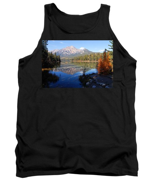 Pyramid Moutain Reflection Tank Top