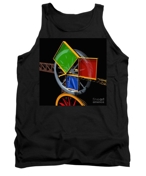 Pythagorean Machine Tank Top