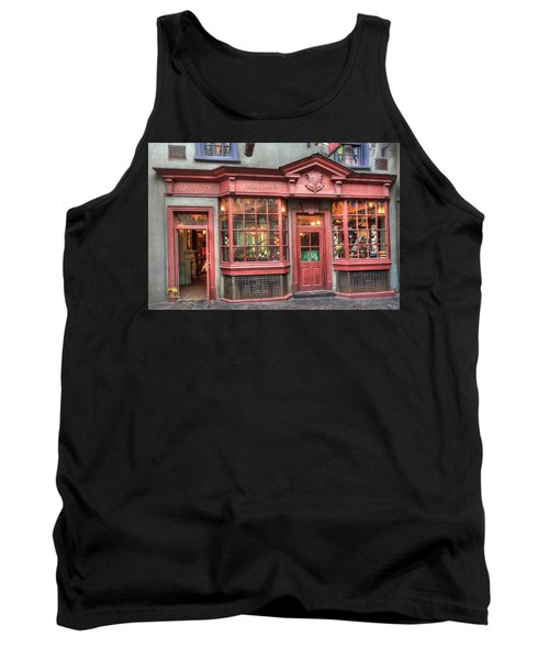 Tank Top featuring the photograph Quality Quidditch Supplies by Jim Thompson