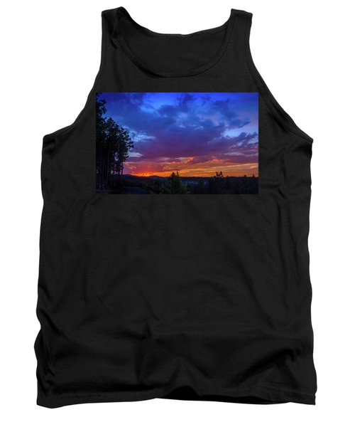 Quartz Canyon Sunset Tank Top